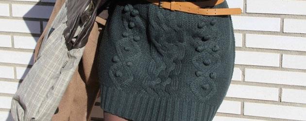 Vestidos de lana para mujer chile